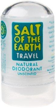 Salt Of the Earth - Natüliches Reise Deodorant 50g - CLF-SE-CRYS15