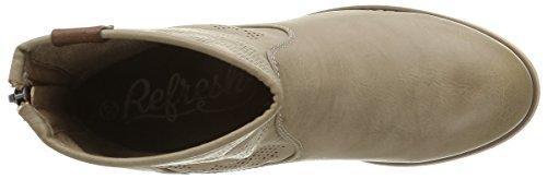 Refresh Damen 61983 Stiefel & Stiefeletten Braun - Marron (Taupe)