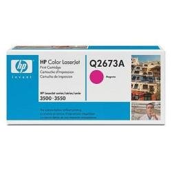 Preisvergleich Produktbild HP Inc. Toner Magenta CLJ 3500 3550 Pages 4000, Q2673A (Pages 4000)