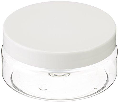 neoLab 3-2100 PET-Weithalsflaschen klar, 100 mL (10-er Pack)