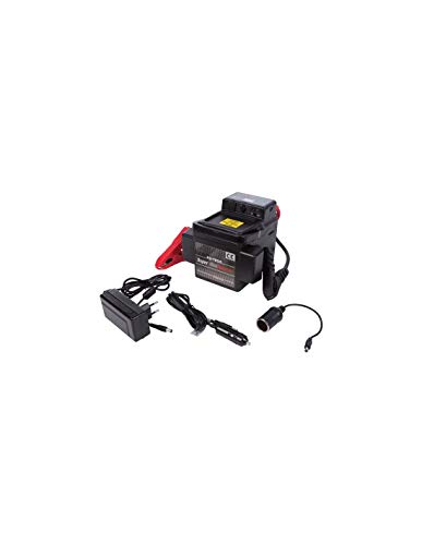Velleman - BAT/47872 AQ-TRON Super Mini Booster PkW KfZ Auto 12 Volt Starthilfe Batterieboo 365419 (Auto Tron)