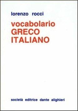 Vocabolario greco-italiano