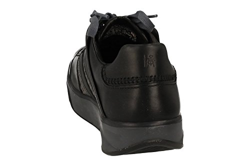 HASA 700404-03 MBT SHOE LOW BLACK Schwarz