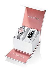 Reloj Viceroy Niña Pack 461114-74 + SmartBand de GRUPO MUNRECO - VICEROY