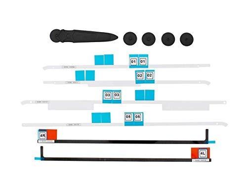 Willhom Ersatz-Klebestreifen für iMac A1418 (21,5 cm / 21,5 Zoll) LCD-Display und Öffnungshebel (076-1437 076-1416, 076-1422) Ende 2012-Retina 4K Ende 2015 (Imac-tool-kit)