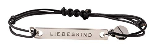 Liebeskind Berlin Essential ADA Damen Bracelets, 1x15x1 cm (B x H x T), Schwarz (Black)
