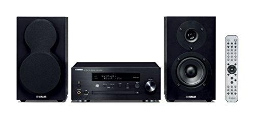 Yamaha MCR-N470D Black/Black MusicCast Mikro-Komponentensystem schwarz (Aventage Yamaha)