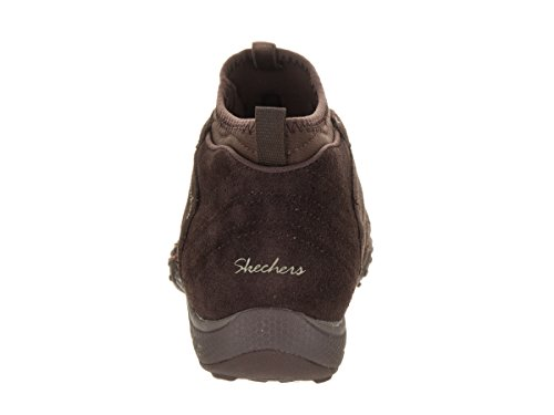 Skechers Breathe-easy - Establishe, Mary Jane femme Chocolat