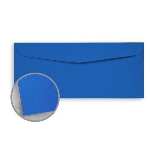 Astrobrights blast-off Blaue Umschläge-Nr. 10kaufmännischer (41/8x 91/2) 60Lb Text Glatte 500Pro Box by Neenah Papier Astrobrights - 60 Lb Papier
