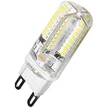 Bombilla LED G9 (GU9), color blanco neutro, regulable (atenuación 40-