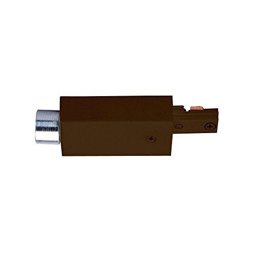 Juno Beleuchtung R34BZ Juno R Serie trac-lite Kabelschutzrohr Feed Bronze - Serie-track-beleuchtung