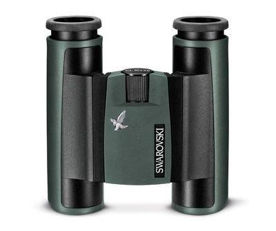 Swarovski FERNGLAS CL Pocket 10x25 GRÜN