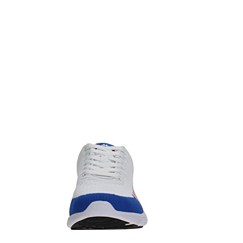 Kappa 303XN00 Sneakers Uomo WHITE/BLUE ROYAL