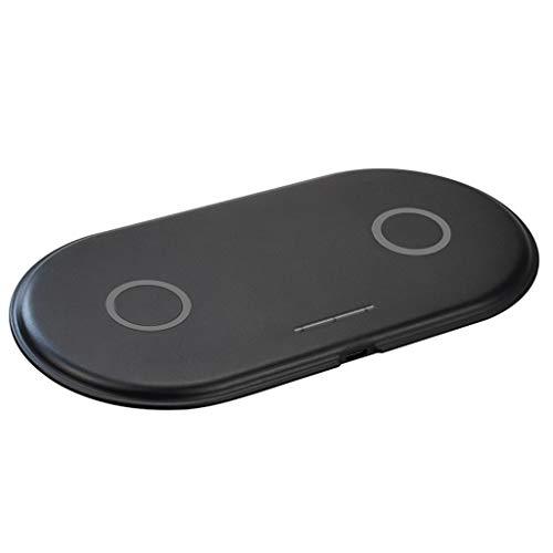 Motorola Droid Auto (Jamicy Qi Wireless Charger, Qi Wireless Fast Charger Ständerhalter für Apple Watch 4 für iPhone XS/XS MAX/XR)
