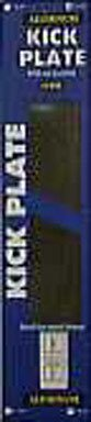 HB Ives 8x 34Aluminium Kickplate
