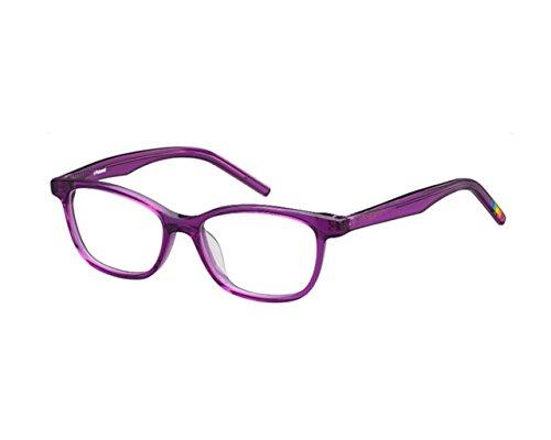 Preisvergleich Produktbild Polaroid Mädchen Brillengestell,  Violett