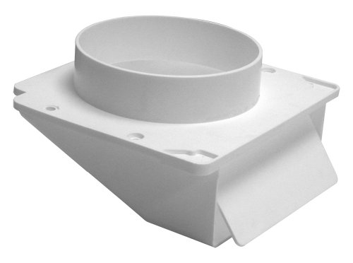 4IN PLSTC UNDEREAVE VENT -