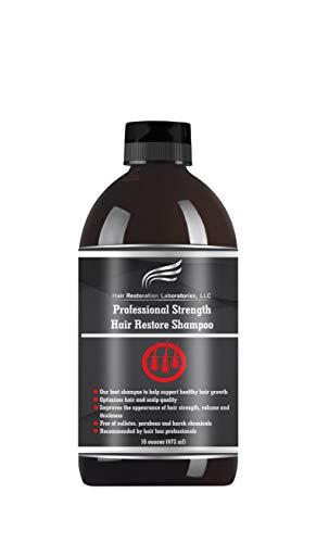 Dht Haarwachstum (Hair Restoration Laboratories, LLC Shampoo für Haarausfall und Regenerationsshampoo für Männer und Frauen (mehr als 20 DHT-Blocker))