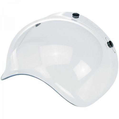 Visiera Bolla Bubble Biltwell Chiara Trasparente Clear x Caschi Casco Moto Biltwell Bell DMD Bandit Yam AFX Nolan AGV V