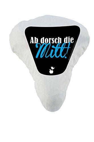 MainSpatzen Sattelbezug AB Dorsch Die Mitt, Schwarz, 8497 Preisvergleich