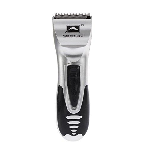 Improved Men Electric Shaver Beard Trimmer Razor Hair Body Groomer Hair Removal Black