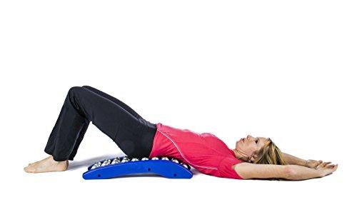 Die intensivste Rückenmassage, die Sie jemals versuchen können. Schnelle Entlastung für Muskelschmerzen und Rückenschmerzen