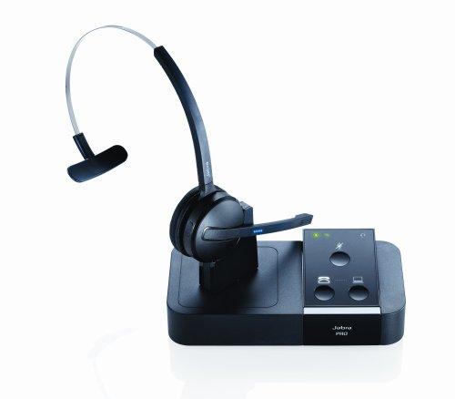 Jabra PRO 9450 Headset Digital Cordless Phone System
