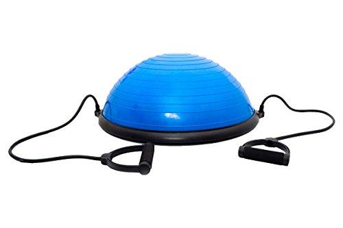 Fitness House Bosu Balance Step - Aparato para equilibrio, color azul