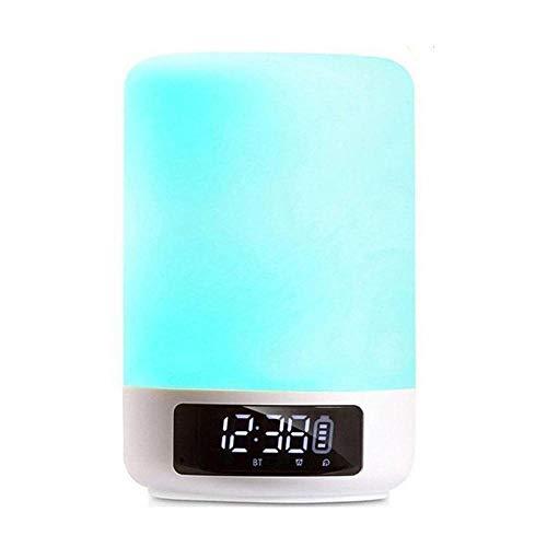 Nachtlicht Mit Usb Bluetooth Lautsprecher Lichter Farbwechsel Nachtlichter Touch Control Lichter Und Led Kinder Nachtlicht Modus Musik Stimmung Lichter Registerkarte