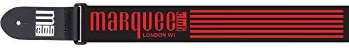 MARQUEE mqs 2,54 cm (01')-Tracolla per chitarra, motivo a righe'