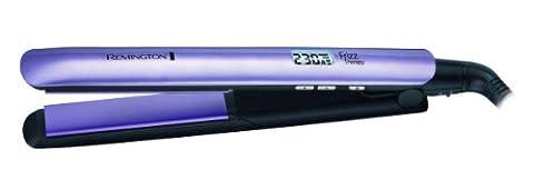Remington S8510 Frizz Therapy Advanced Ceramic Digital Hair Straightener, Worldwide