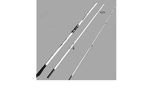 YGDYDBD 4.2m Brandung Angelrute Spinning Casting Rock Rute Entfernung werfen Surfcasting Angelrute Kohlefaser Pol K/öder Gewicht 80-200g