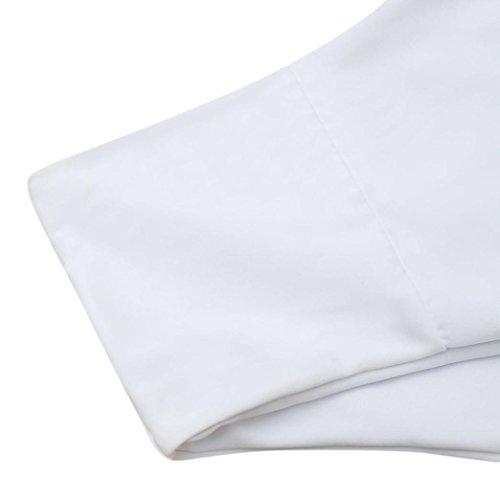 Tpulling Femme bikini set push-up rembourré maillots [ maillot de bain femme 2 pieces ] white