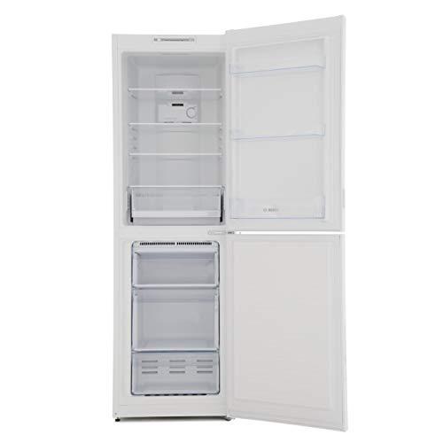 31BmX5HcF%2BL. SS500  - Bosch KGN34NW3AG Serie 2 Freestanding Fridge Freezer, No Frost, 297L capacity, 60cm wide, White