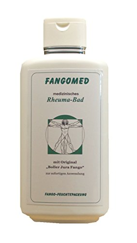 Fango Rheuma-Bad - 500 ml, Heilschlamm-Bad (Gürtelrose Creme)