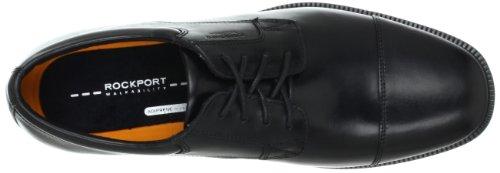 Rockport Esntial Dtl Wp Cptoe Breit Leder Black