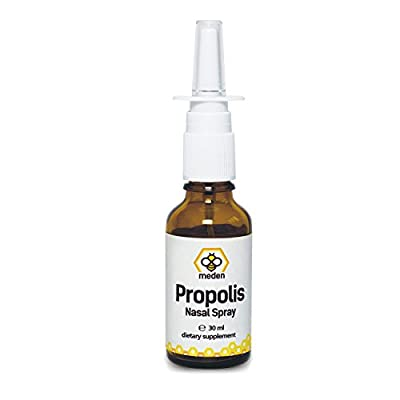 Propolis Nasal Spray 30ml. Sore Throat, Hey Fever, Allergies by Pchelna Farmaraya
