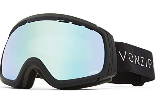 VONZIPPER FEENOM NLS maschera sci Snowboard BLK Satin wild AI18
