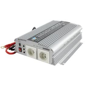 Convertisseur transformateur de tension voiture 12v vers - Transformateur 220v 12v castorama ...