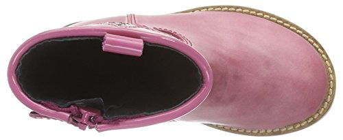 HIP H1323, Bottines à doublure froide fille Rose - Pink (84LP/84Ve/99Gl)