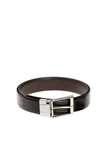 canali-mens-belt-black-black-m