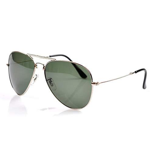 YIWU Brillen & Zubehör Pilot Sonnenbrillen polarisierte Sonnenbrillen Faltbare männliche Promi weibliche Gläser Fahren (Color : 2)