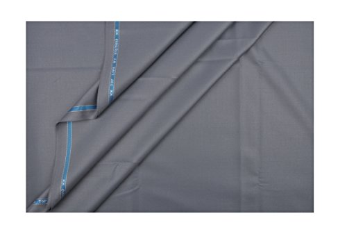 Raymond Premium Grey Trouser Fabric 1.2meters for Men\'s