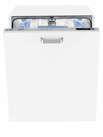 Beko DIN4530 Entièrement intégré 12places A+ lave-vaisselle - lave-vaisselles (Entièrement intégré, Acier inoxydable, boutons, Statique, panier, 12 places)