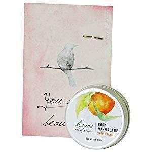 KIVVI Sweet Orange Body Marmalade Duftende & reichhaltige Pflege für jeden Hauttyp Nährend und Verwöhnend - 15 ml