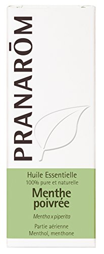 Pranarôm - HUILE ESSENTIELLE - Menthe poivrée - 10 ml