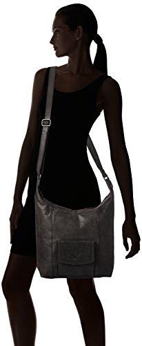 Sansibar - Pouch, Borse a tracolla Donna Nero (Black)