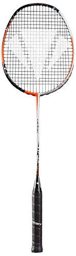 Carlton Badmintonracket Vapour Extreme Rapid G4 HQ, Silber, L4