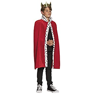 Boland 36100–Capa Real, Color Rojo