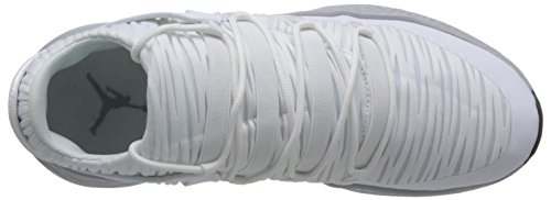 Nike - Pantaloni, easy fit, uomo Bianco (White/white-wolf Grey-black)